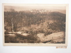 Postcard Mont Sainte Odile Nr Barr & Monastery Convent Hohenburg Abbey Vosges Mountains Alsace My Ref B1680 - France
