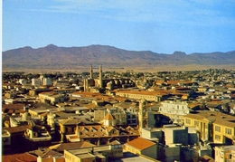 Cyprus - General View Of Nicosia - 1 - Formato Grande Non Viaggiata - E - Sin Clasificación