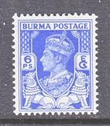 BURMA  20    ** - Burma (...-1947)