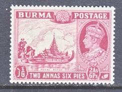 BURMA  25    * - Burma (...-1947)
