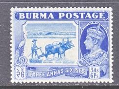 BURMA  27    * - Burma (...-1947)