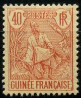 Guinée (1904) N 27 * (charniere)