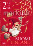Finland - 2011 - Swinging Christmas - Mint Stamp - Finland