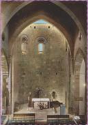 66 °° Ste-Marie La Mer - Intéieur De L'église Historique - Dentelée écrite 1956  **   LUXE - Frankrijk