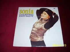 SONIA  ° COUNTING EVERY MINUTE - Autres - Musique Anglaise