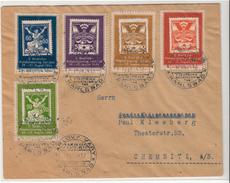 Czechoslovakia / Stamp Exhibitions / Collar Stamps - Czechoslovakia