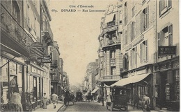 689- DINARD - Rue Levavasseur  -ed. E L D - Dinard