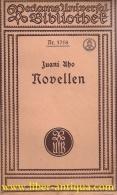 Novellen: 5 Novellen; Reclam, UBB Nr. 3758 - Bücher, Zeitschriften, Comics
