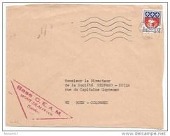 C106 - MONT DE MARSAN AIR Landes - 1966 - Base C.E.A M . - - 1921-1960: Moderne