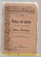 Bajazzo Und Familie: Schauspiel In Fünf Aufzügen, Frei Bearbeitet Von Carl Friedrich Wittmann; Universalbibliothek Nr. 2 - Bücher, Zeitschriften, Comics