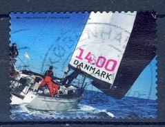 #K3278. Denmark 2014. NORDEN : Sailships. Michel 1783. Used - Danemark