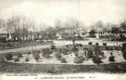 AUDENGE LE JARDIN PUBLIC - France