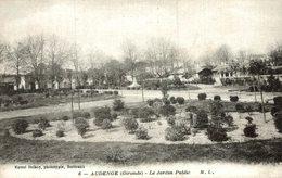 AUDENGE LE JARDIN PUBLIC - Francia