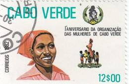 Capoverde - Yt 464 Used - Cape Verde