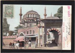 Turquie - Constantinople - Mosquée Laleli - Turkménistan