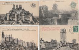 17 / 1 / 409  -  LOT  DE  15  CPA  SE  MONTLÉRY  - T Outes Scanées - Cartes Postales