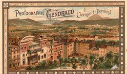 Clermont-Ferrand -  - PHOTOGRAPHIE GENDRAUD , Photo D' Art Et Industrielle - TBE - - Clermont Ferrand
