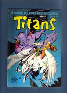 TITANS N° 121 COLLECTION MARVEL - Titans