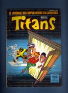 TITANS N° 125 COLLECTION MARVEL - Titans