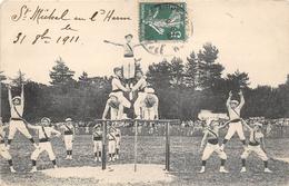 ¤¤  -  SAINT-MICHEL-en-L'HERM  -  Carte-Photo Du Concours De Gymnastique De 1911  -  ¤¤ - Saint Michel En L'Herm