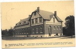 Gheel NA5: Staatskolonie. Nieuw Centraal Badhuis... 1936 - Geel