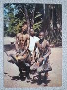 Africa - Tam-tam - Drum - Cartoline