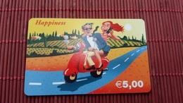 Italy Prepaidcard Used Rare - Italia