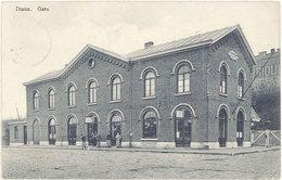Cpa Belgique – Dison – Gare - Belgique