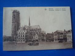 MALINES : Cathédrale ST ROMBAUT - Machelen