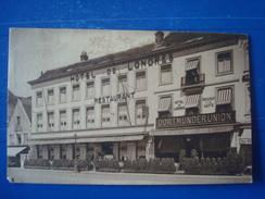 MALINES : Hôtel De LONDRES En 1930 - Machelen