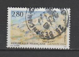 FRANCE / 1994 / Y&T N° 2891 : Montagne Sainte-Victoire (d'après Cézanne) - Choisi - Cachet Rond - Frankreich
