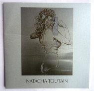 LIVRET  NATACHA TOUTAIN 2008 - Kunst