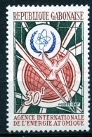 Gabon, 1967, International Atomic Energy Agency, IAEA, United Nations, MNH, Michel 276 - Gabon (1960-...)