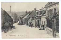 Rethondes - Rue Du Pont - Rethondes