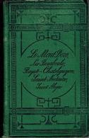GUIDE DIAMANT JOANNE 1889 LE MONT-DORE - LA BOURBOULE - ROYAT - CHATELGUYON - SAINT-NECTAIRE - SAINT-ALYRE - Auvergne