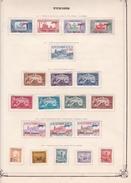 Tunisie - Collection Vendue Page Par Page - Timbres Neufs */** / Oblitérés- Qualité B/TB - Tunisie (1888-1955)