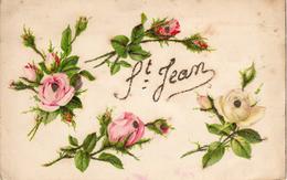 St Jean ( Carte En Relief) - Voornamen