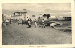DJIBOUTI  Route De Boulaos - Dschibuti
