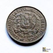 Dominican Republic - 1 Centavo - 1963 - Monnaies