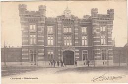 Charleroi - Gendarmerie - 1904 - Casernes