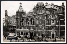 9958 - Alte Foto Ansichtskarte - Amsterdam Stadsschouwburg Op Leidscheplein - N. Gel - Amsterdam