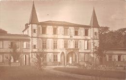 ¤¤  -  LAMATHE Par MURET    -  Carte-Photo Du Chateau Des Bonnets -  ¤¤ - Muret
