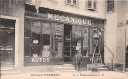 """¤¤  -  SAINT-JEAN-de-LOSNE  -  Garage De """" Fernand PINASSEAU """"  -  Mécanique , Pompe à Essence  -  ¤¤ - France"""