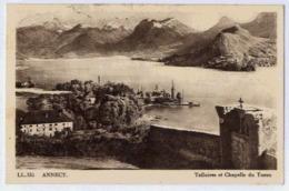 ANNECY TALLOIRES ET CHAPELLE DU TORON - Annecy