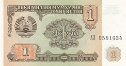RUSSIA  1 RUBLO  1994  FDS - Russland
