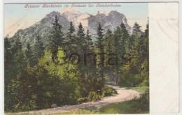 Austria - Grosser Buchstein - Alpinisme