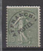 France - Préo N° 45 Luxe ** - Vorausentwertungen