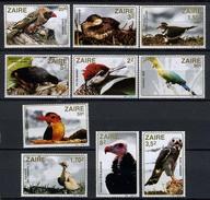 1982 - ZAIRE - Mi. Nr. 792/801 - NH - (CW2427.23) - Antille