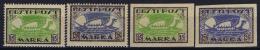 Estland Estonia Estonie: Mi Nr 23 - 24 A + B  , 1920  MNH/**/postfrisch/neuf Sans Charniere - Estonie