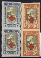 Estland Estonia Estonie: Mi 29A Uw + 30A Uw MNH/**/postfrisch/neuf Sans Charniere 1x 30= MH/* - Estonie